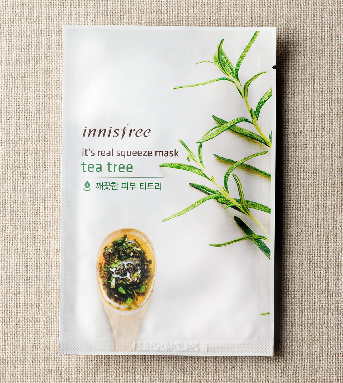 Innisfree It's real squeeze Mask Tea Tree